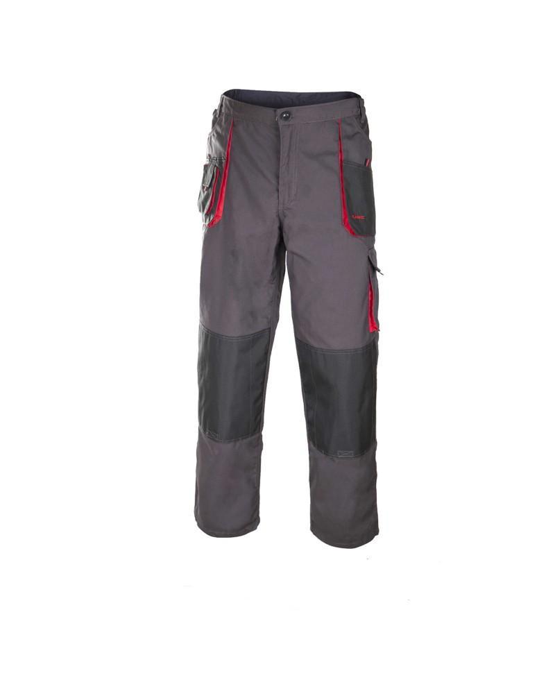 CLASSIC spodnie do pasa-red